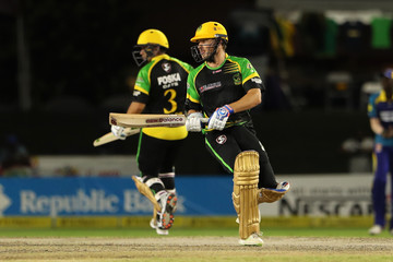 Ross Taylor Jamaica Tallawahs vs. Barbados Tridents - 2018 Hero Caribbean Premier League (CPL) Tournament