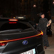 Rossy De Palma Lexus At The Filming In Italy After Party Arrivals - The 76th Venice Film Festival