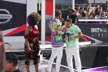 Rotimi 2018 BET Experience Live! Sponsored By Nissan - Day 2