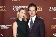 Claire Danes and Hugh Dancy attends the Roundabout Theater's 2020 Gala at The Ziegfeld Ballroom on March 02, 2020 in New York City.