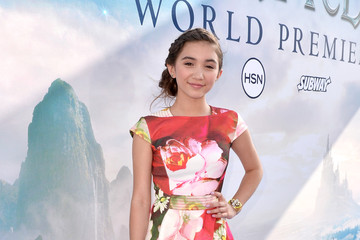 Rowan Blanchard 'Maleficent' Premieres in Hollywood — Part 5