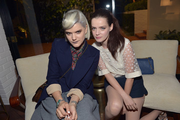 Roxane Mesquida Stars at the Chloe LA Fashion Show and Dinner
