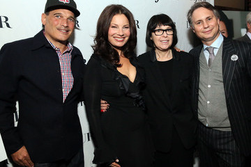 Roxanne Lowit DuJour's Jason Binn And SEN's Tora Matsuoka Celebrate Fran Drescher's Cancer Schmancer Movement