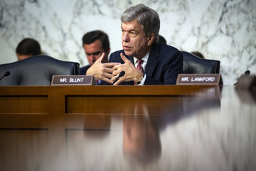 Roy Blunt Senate Intelligence Committee Holds Nomination Hearing For Joseph Maguire To Be National Counterterrorism Center Director