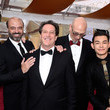 Roy Conli Arrivals at the 87th Annual Academy Awards — Part 3