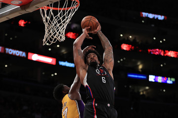 Roy Hibbert Los Angeles Clippers v Los Angeles Lakers