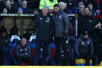 Roy Hodgson Crystal Palace vs. Tottenham Hotspur - Premier League