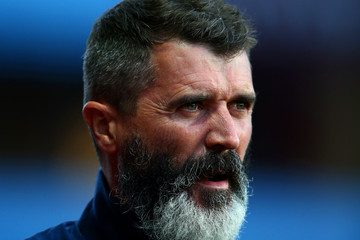 Roy Keane Aston Villa v Manchester City - Premier League