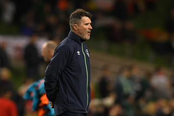 Roy Keane Republic of Ireland v Wales - FIFA 2018 World Cup Qualifier