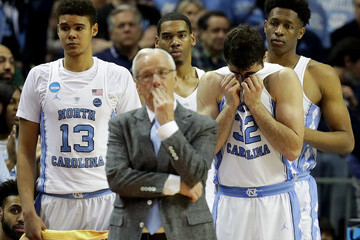Roy Williams NCAA Basketball Tournament - Second Round - Charlotte
