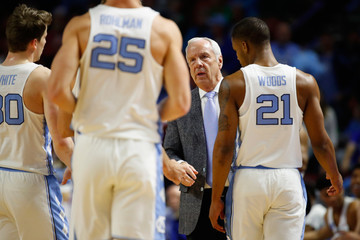 Roy Williams NCAA Basketball Tournament - First Round - Greenville