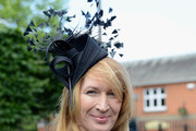 Professional Tennis player Stefanie 'Steffi' Graf attends day one of Royal Ascot at Ascot Racecourse on June 17, 2014 in Ascot, England.