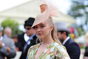 Actress Natalie Dormer on day three, Ladies Day, of Royal Ascot at Ascot Racecourse on June 20, 2019 in Ascot, England.
