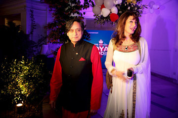 Shashi Tharoor Royal Wedding - The World Celebrates