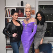 Miss Fame and Nicole Polizzi
