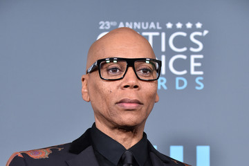 RuPaul The 23rd Annual Critics' Choice Awards - Press Room