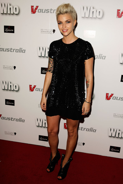 "Who Magazine ""Sexiest People"" Issue Party"