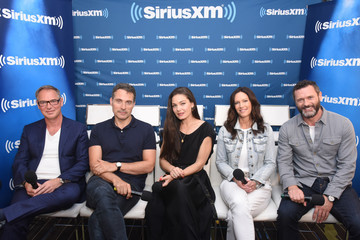 Rufus Sewell SiriusXM's Entertainment Weekly Radio Broadcasts Live From Comic Con in San Diego