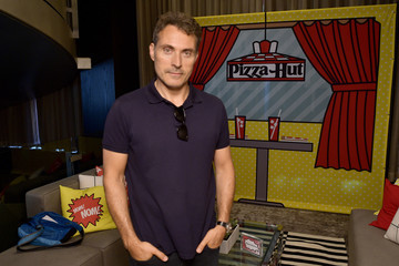 Rufus Sewell Pizza Hut Lounge at 2018 Comic-Con International: San Diego