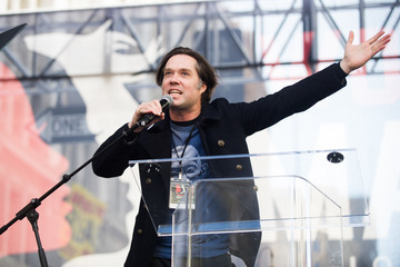 Rufus Wainwright Women's March Los Angeles