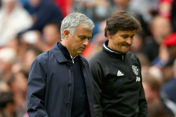 Rui Faria Manchester United v Manchester City - Premier League