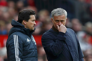 Rui Faria Manchester United vs. Arsenal - Premier League