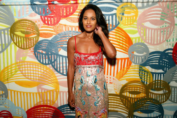 Rula Jebreal Prada And Derek Blasberg Host A Cocktail In Honor Of Theaster Gates