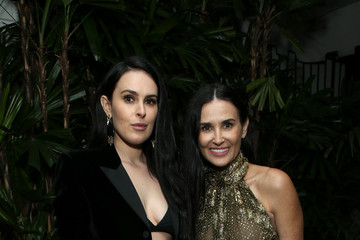 Rumer Willis Demi Moore 2020 Getty Entertainment - Social Ready Content