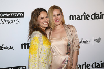 Rumer Willis Marie Claire Celebrates Fifth Annual Fresh Faces In Hollywood With SheaMoisture, Simon G. And Sam Edelman - Inside