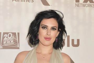 Rumer Willis FOX And FX's 2017 Golden Globe Awards After Party - Arrivals