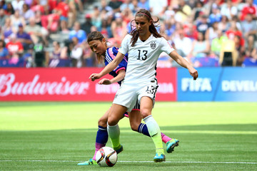 Rumi Utsugi USA v Japan: Final - FIFA Women's World Cup 2015
