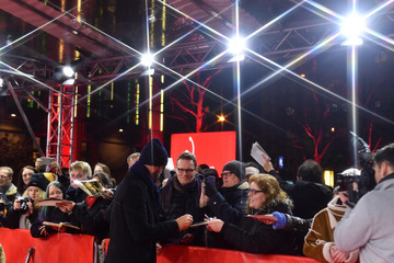 Rupert Everett 'The Happy Prince' Premiere - 68th Berlinale International Film Festival