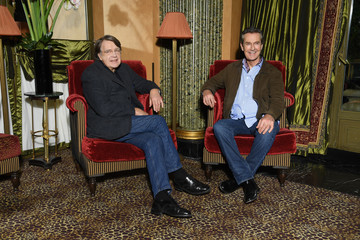 Rupert Everett 'The Happy Prince' Photocall At L'Hotel, Rue des Beaux Arts In Paris