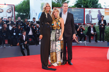 Rupert Everett 'Kineo Award' Ceremony Arrivals - 72nd Venice Film Festival