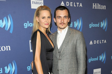 Rupert Friend Ketel One Vodka Hosts The VIP Red Carpet Suite At The 26th Annual GLAAD Media Awards In New York
