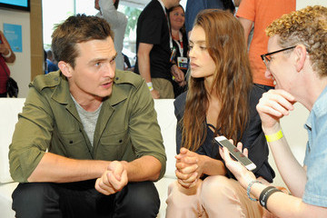 Rupert Friend WIRED Cafe At Comic Con 2015 In San Diego