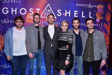 Rupert Sanders 'Ghost in the Shell' Paris Premiere
