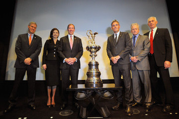 Russell Coutts 35th America's Cup Site Announced