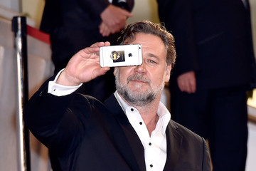 Russell Crowe 'The Nice Guys' - Red Carpet Arrivals - The 69th Annual Cannes Film Festival