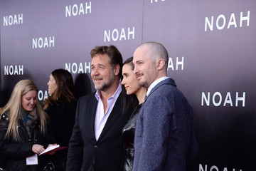 Russell Crowe Jennifer Connelly 'Noah' Premieres in NYC