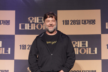 Russell Crowe 'The Water Diviner' Press Conference