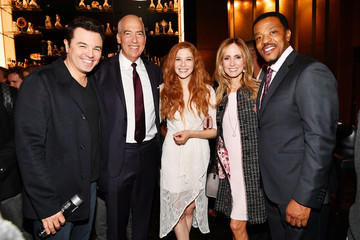 Russell Hornsby 2018 Fox Network Upfront After Party