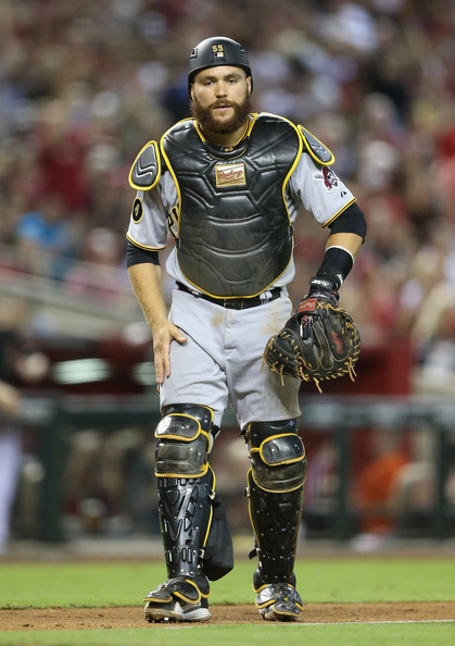 Russell Martin - Pittsburgh Pirates v Arizona Diamondbacks