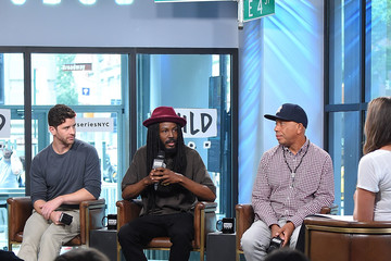 Russell Simmons Build Presents Russell Simmons, Donte Clark and Jason Zeldes Discussing 'Romeo Is Bleeding'