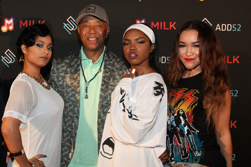 Russell Simmons Samsung Celebrates Milk Music and ADD52 Launch
