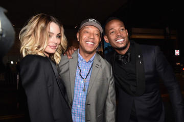 Russell Simmons Premiere of Open Roads Films' 'Fifty Shades of Black' - Red Carpet