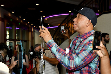 Russell Simmons Premiere of Sony Pictures Releasing's 'When the Bough Breaks' - Arrivals