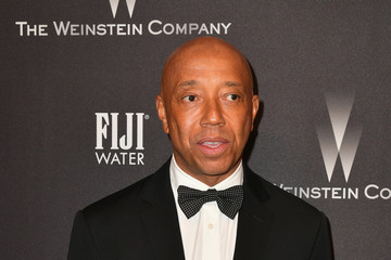 Russell Simmons 2017 Weinstein Company and Netflix Golden Globes After Party - Arrivals