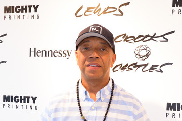 Russell Simmons Preview Release Party in LA