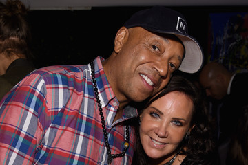 Russell Simmons Hublot Haute Living Party